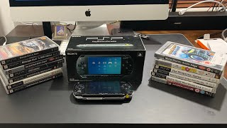 Sony PSP 1000 Console Unboxing: Playstation Portable 1000, Buy PSP 1000 2018?