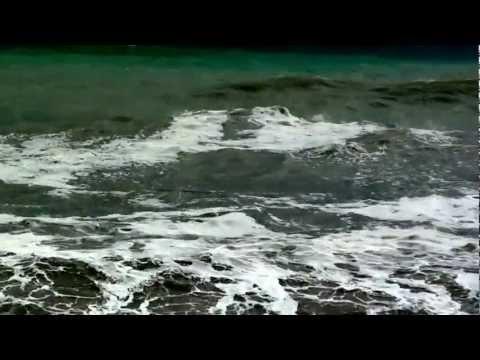 Шторм на Черном море, июнь 2011 г.
