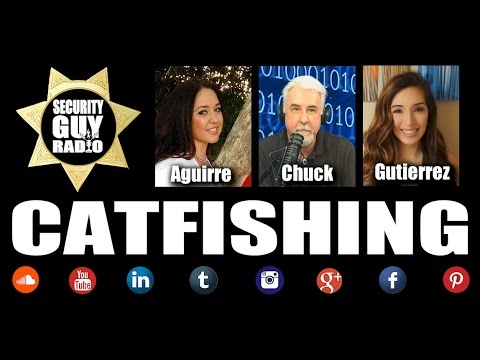 "[169] ""Catfishing"" Love or Lies on Linkedin with Gloria Aguirre & Cherise Gutierrez"