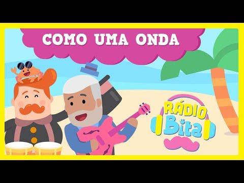 Mundo Bita - Como uma Onda ft. Lulu Santos