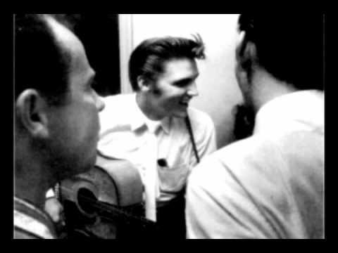 Elvis Presley - WKBL Interview, New Orleans, 1956