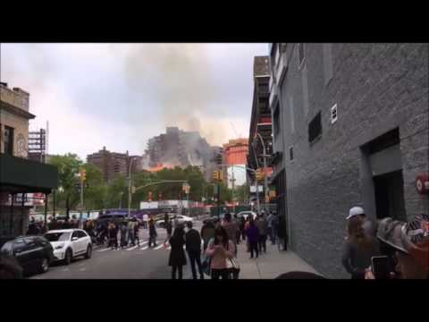 Fire Destroys Historic Lower East Side Shul