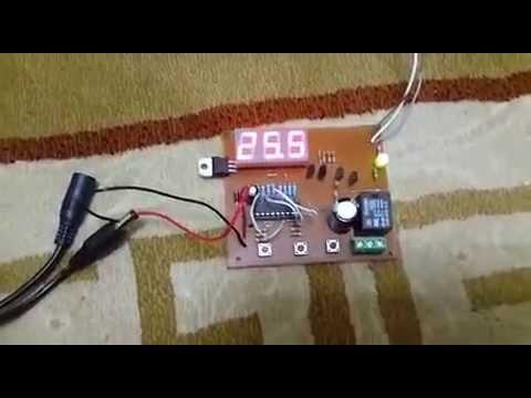 Kuluçka Makinası Elektronik Aksamı mc_307 Usta El Yapımı