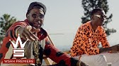"""Young Dolph """"Pulled Up"""" ft. 2 Chainz & Juicy J (Starring DC Young Fly) (WSHH - Official Music Video)"""