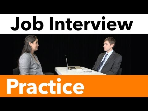 How To Prepare For A Job Interview – Common Interview Questions - Job Interview Tips