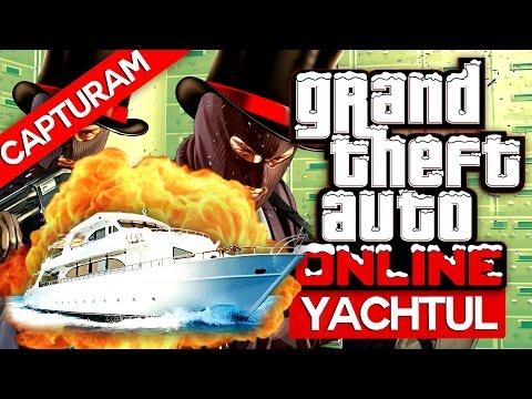 FURAM YACHT-ul UNUIA, Misiuni si Curse | GTA Online