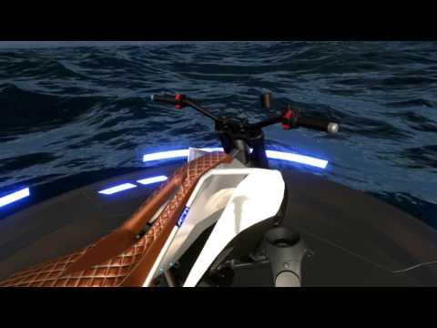 Aero E Racer VR configurator