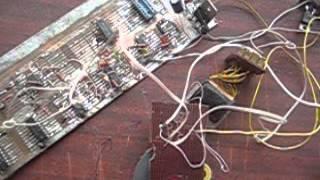 Прототип магнитного двигателя Серла