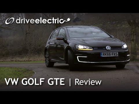 VW Golf GTE Review | DriveElectric