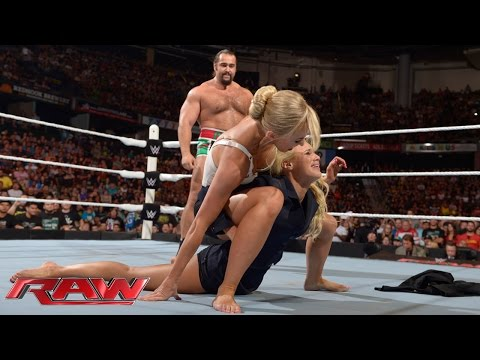 Mark Henry vs. Rusev: Raw, Aug. 10, 2015 from YouTube · Duration:  2 minutes 44 seconds