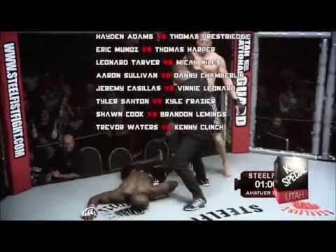 Steelfist Fight Night XXXIII CONFRONTATION