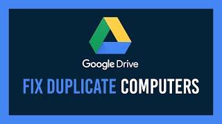 Google Drive: Fix duplicate \