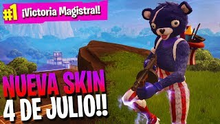 NEW FOURTH SKIN!! | FORTNITE: Battle Royale ? Rubinho vlc