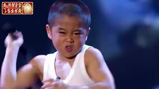 """الطفل المعجزة """"روسي إماي"""" 😱😲😍    بروس لي الصغير    Baby BRUCE LEE   Ryusei Imai"""