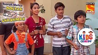 Tapu Sena's Video Game Craze | Tapu Sena Special | Taarak Mehta Ka Ooltah Chashmah