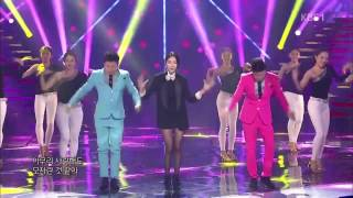 【LIVE HD】Chopsticks Brothers - Little Apple《筷子兄弟 - 小苹果》@ Korea-China Song Festival(2014.12.14)