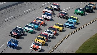 High speed, high banks: Talladega Preview Show | NASCAR at Talladega Superspeedway
