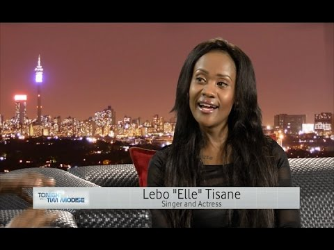"Tonight with Tim Modise | Lebo ""Elle"" Tisane, Singer & Actress"