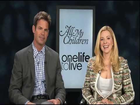 Cady McClain AMC & Tuc Watkins OLTL talk reboots