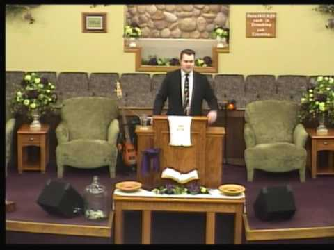 Bro. Jordan Foster: Sermon on the Mount - Part VI