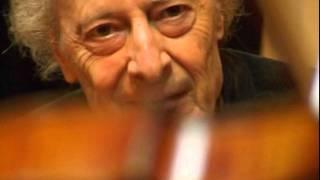 Luc Ferrari composing music
