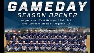 Baseball: Augusta vs. West Georgia