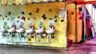 Publication Date: 2020-07-23 | Video Title: 惇裕學校 - 齊心抗疫之前往洗手間的個人距離