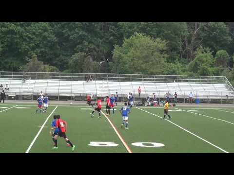 New York Force Soccer Club Vs UTSA  ManU