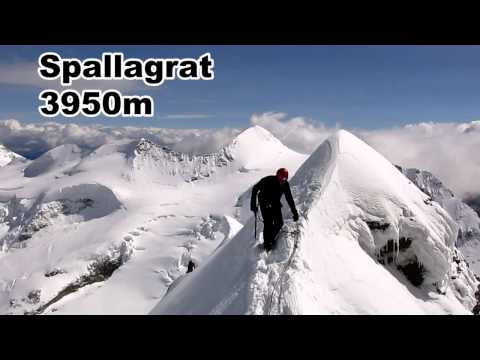 Piz Bernina 4049m - 12.9.2014 - Spallagrat