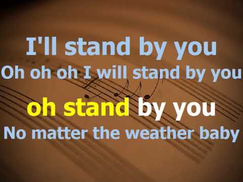 Stand By You by Kcee (Karaoke)