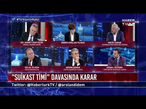 Türkiye'nin Nabzı - 4 Ekim 2017 (FETÖ - Siyaset İlişkisi)