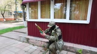 видео Жители Артемовска протестуют против добычи сланцевого газа