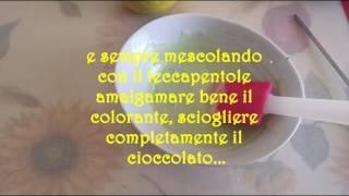 Tutorial Ovetti Di Cioccolato