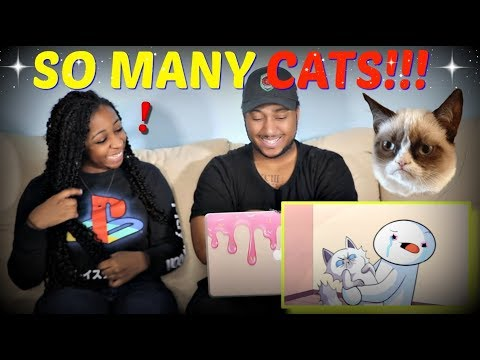 TheOdd1sOut  Our Cats  REACTION!!!
