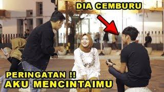 TEMBAK PACAR ORANG !! TERUS DI GOMBALIN SAMPE BAPER PART 6 - PRANK INDONESIA