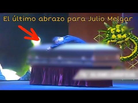 Así se despidió MIEL SAN MARCOS de JULIO MELGAR | *** HOMENAJE A JULIO MELGAR ***