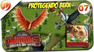 Dragões a Ascensão de Berk #7 - Protegendo Berk - School of Dragons