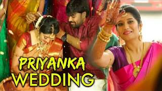 vijay tv anchor priyanka wedding videos new