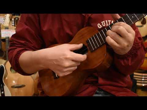 USED/Kamaka HF-2 1999年製 WhiteLabel KOA NECK@guitarshoptantan