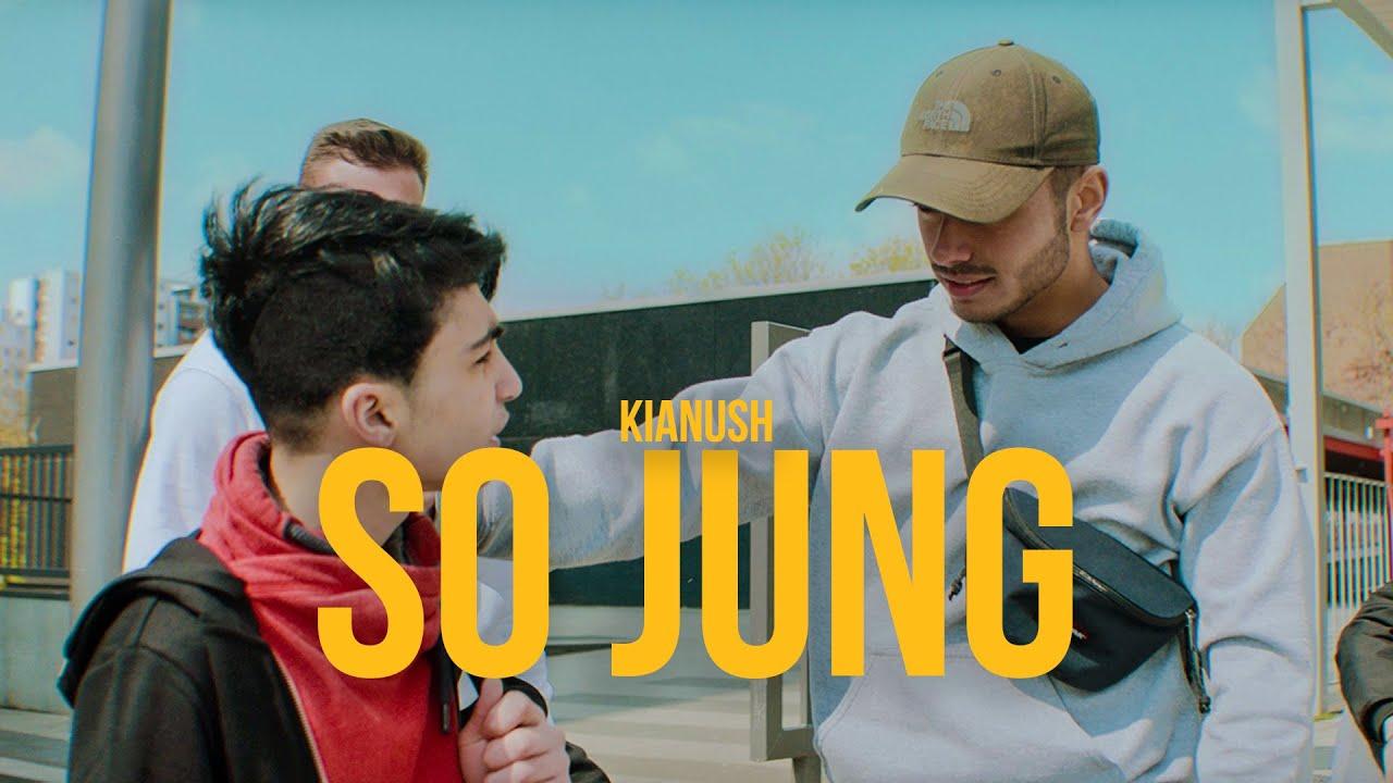 KIANUSH - SO JUNG (prod. Chrizmatic)