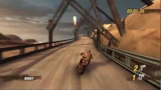 Motorstorm gameplay HD (Rockhopper)