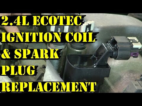 How to Change Ignition Coils on 2.4L Ecotec GM Engine