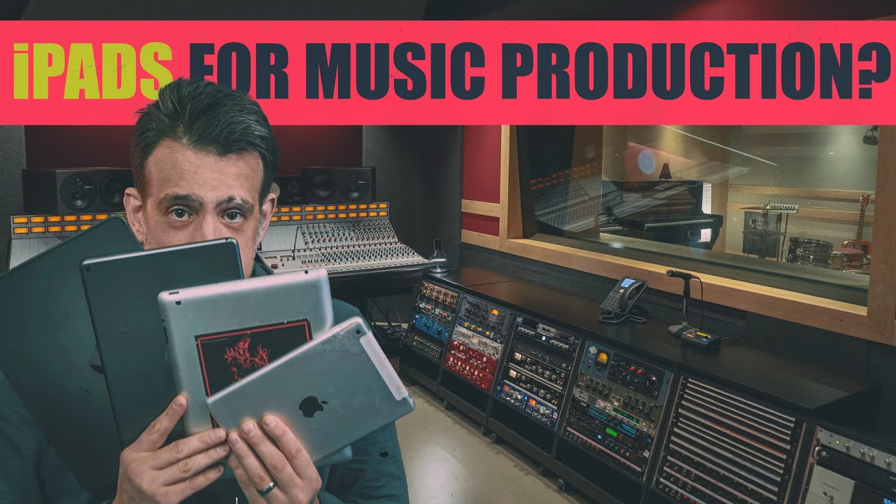 Love And Frustration Ipads For Music Production Youtube