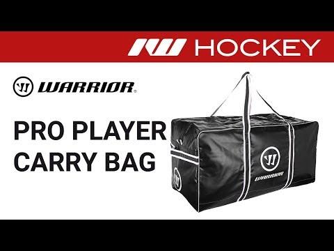 Warrior Pro Hockey Bag Review