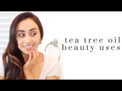 TEA TREE OIL BEAUTY USES