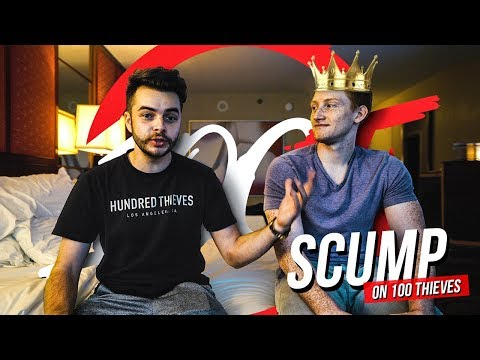 OPTIC SCUMP RATES THE 100 THIEVES CALL OF DUTY TEAM!