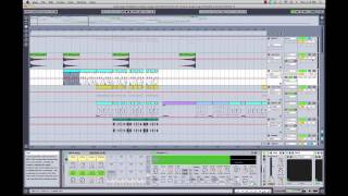 Vespers remixing Lady Gaga in Ableton Live, tutorial video 2