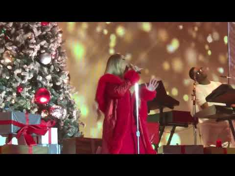 Hero live Mariah Carey live in Madrid Wizink 17.12.2018