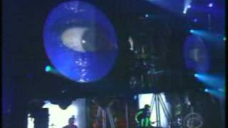 Moby  - Natural blues Live With Blueman Group + Lyrics