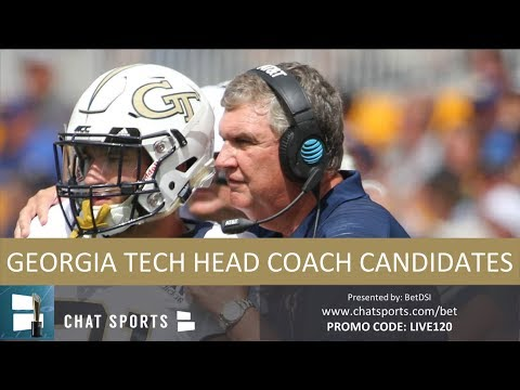 Top 10 Georgia Tech Football Head Coach Candidates To Replace Paul Johnson In 2019